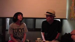 加藤さんと勝山さん