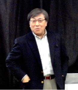 長谷川俊雄氏