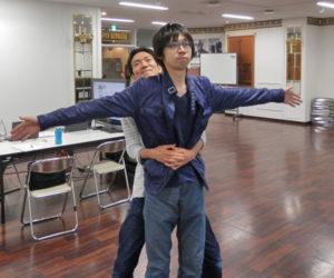 哲生さんと近藤さん