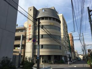 不登校新聞編集部が入っている東京シューレ王子校舎