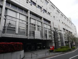 大田区産業プラザピオ外観