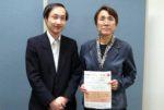 長島さんと丸山さん
