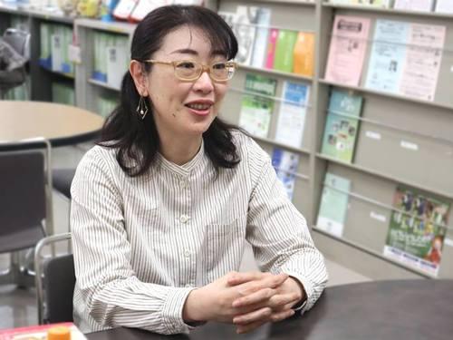 林恭子さん