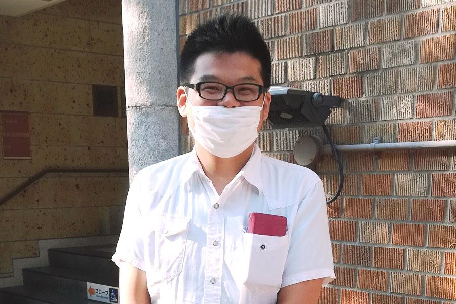 いきいきコミュニティ代表奈良橋さんの写真
